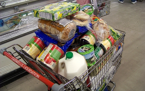 full-shopping-cart