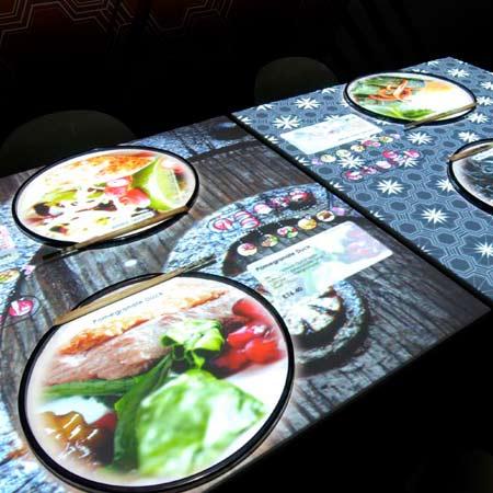 inamo restaurant, wardour street