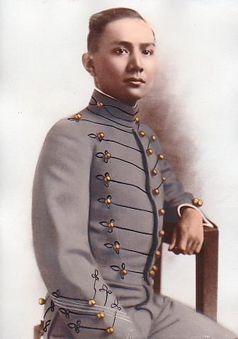 Salvador F. Reyes (West Point - USMA Class of 1918)