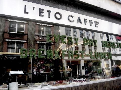 l'eto caffe wardour street