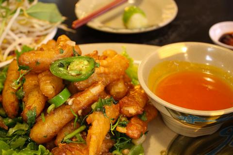 vietnamese calamari