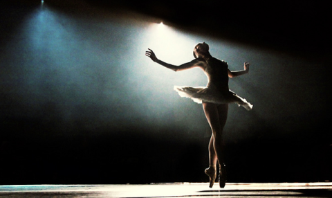 the black swan ballet