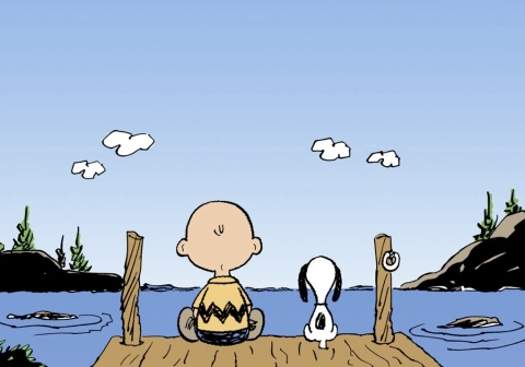 Snoopy-And-Charlie-Brown