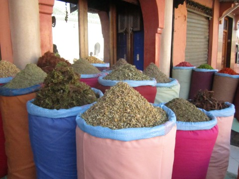 spices marrakech