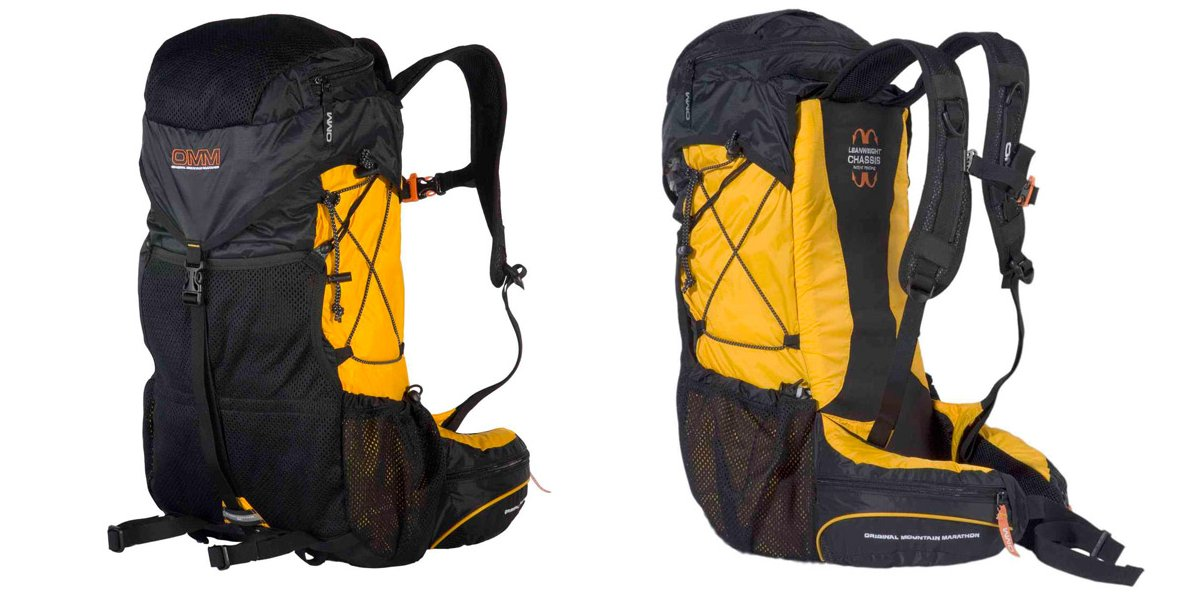 omm 25l rucksack