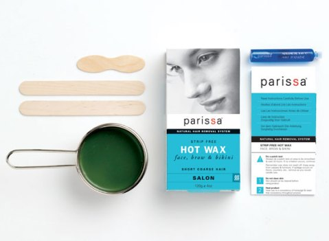 parissa hot wax