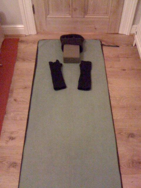 self-practice yoga
