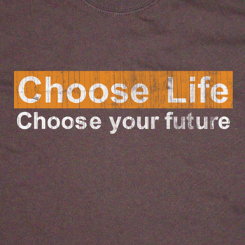 trainspotting choose life