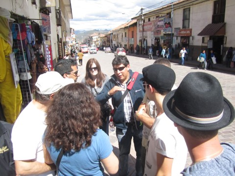g adventures tour cusco
