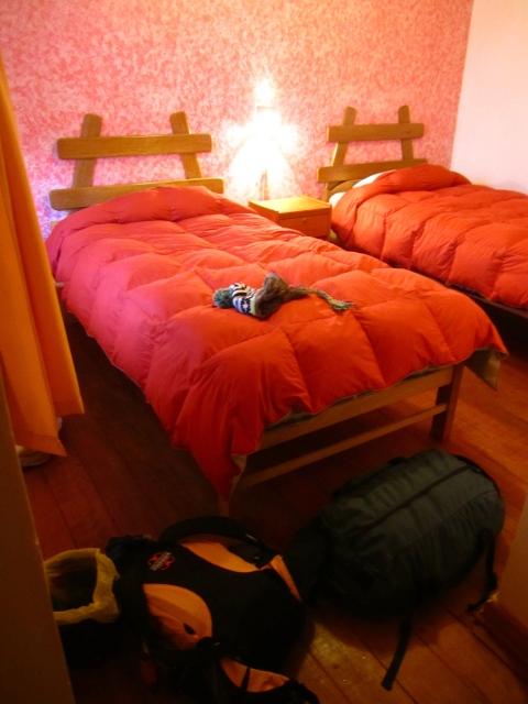 Inka's Garden Hotel, Ollantaytambo, Peru
