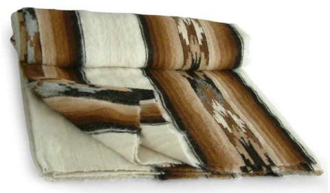 alpaca wool blanket