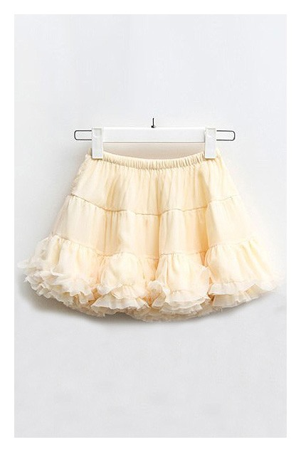 chiffon-tiered-ruffles-mini-skirt