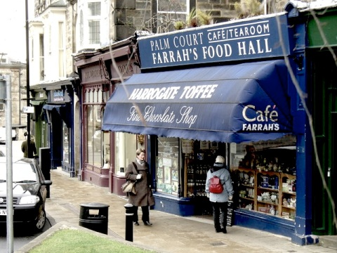 farrah's food hall, harrogate