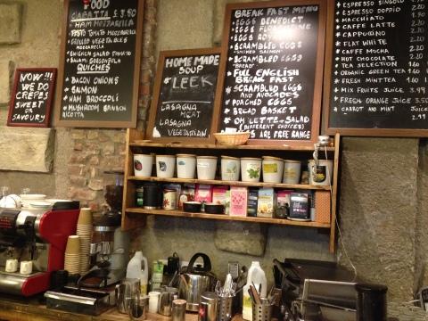 Chez le Boulanger, Upper Street