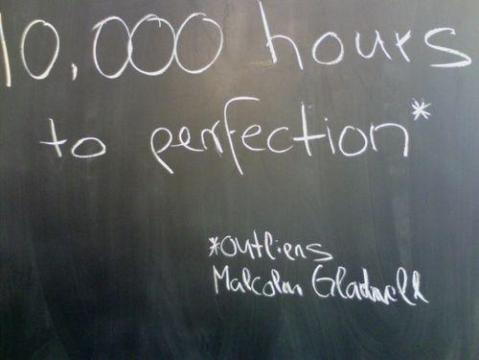 10, 000 hours malcolm gladwell