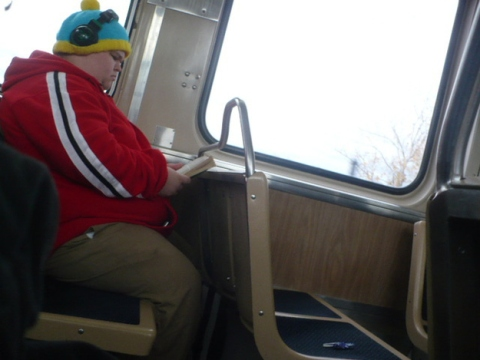 the real cartman