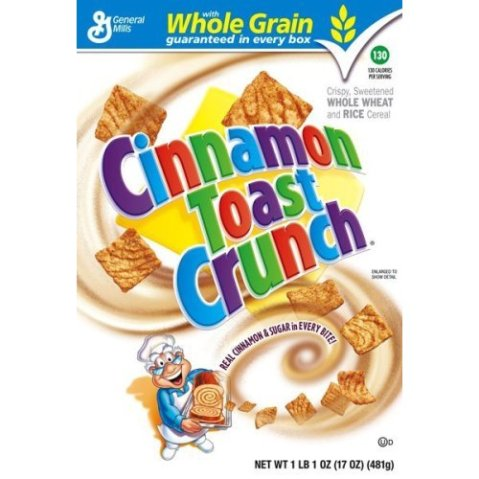 cinammon toast crunch