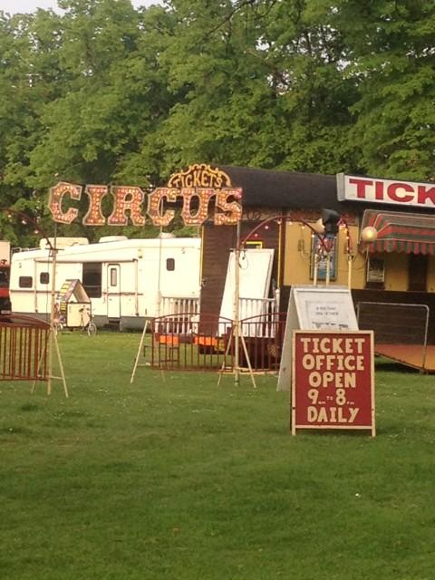 finsbury park circus