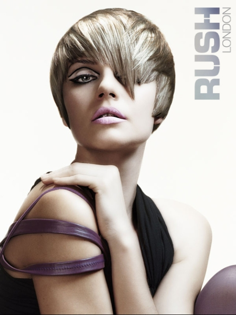 rush salon london
