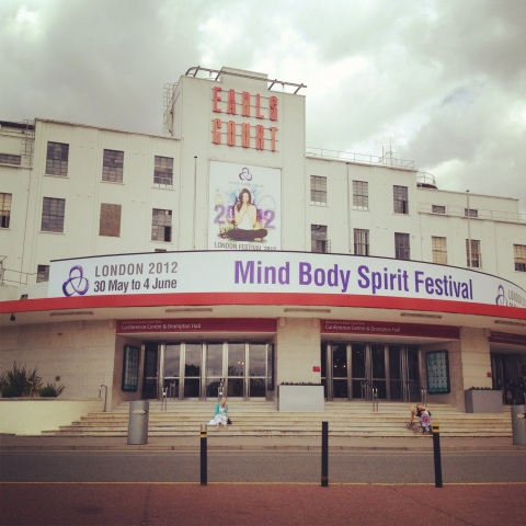 mind body spirit festival 2012
