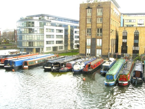 king's cross canal