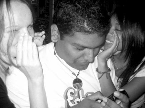 kerry, dj, krissa 2006