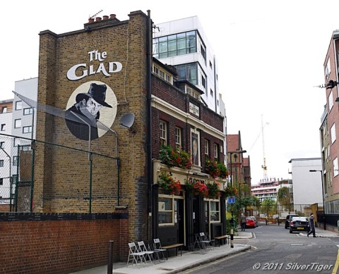 the glad, borough