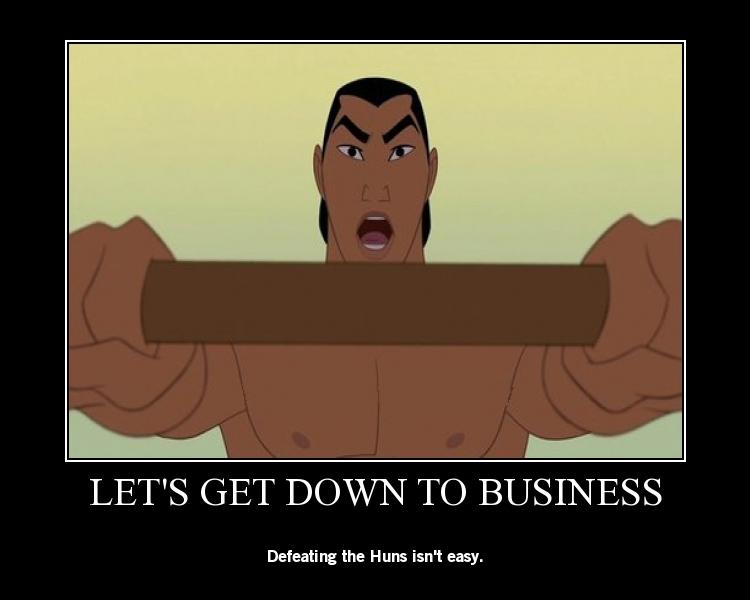 lets get down: