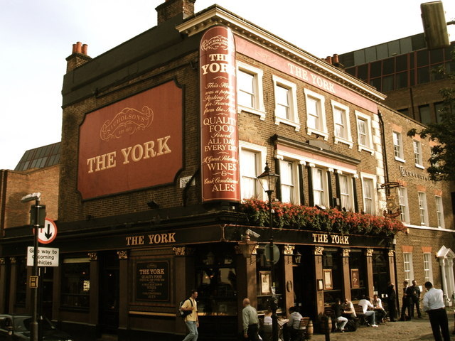 york pub angel islington